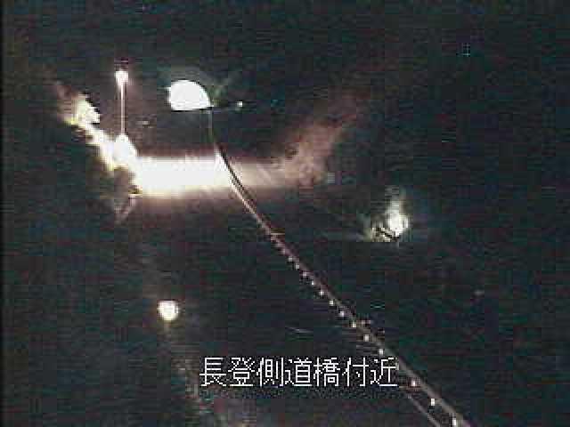 国道490号 長登橋(美祢市美東町長登)